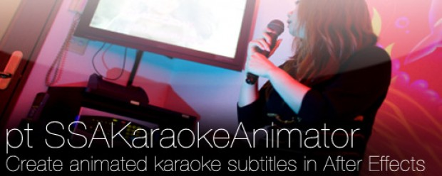 Karaoke - Text - After Effects - aescripts + aeplugins