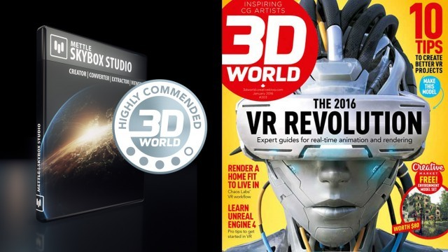 3D World Review