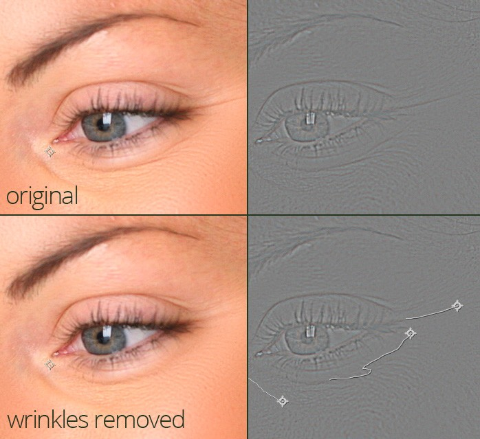 remove wrinkles
