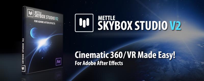 SkyBox Studio V2 - aescripts + aeplugins - aescripts com