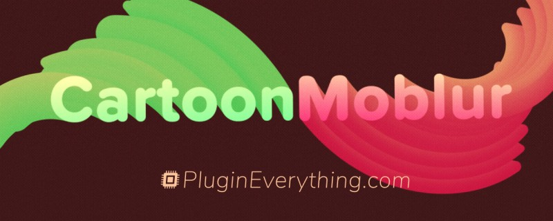 Plugin Everything Cartoon Moblur v1.5.2 for After Effects WIN - Free download