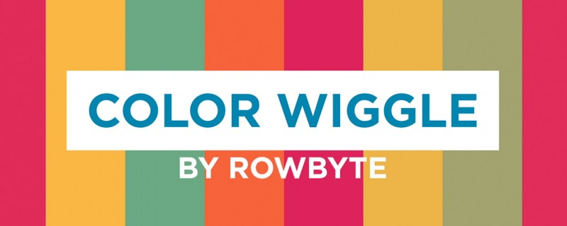 Color Wiggle - aescripts + aeplugins - aescripts com