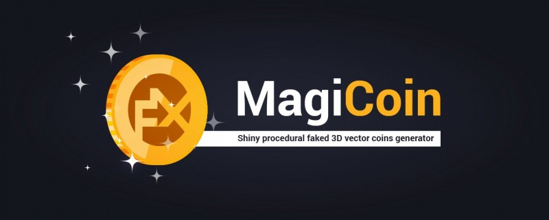 FX MagiCoin - aescripts + aeplugins - aescripts com
