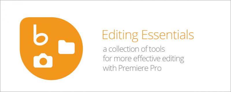 Editing Essentials Bundle