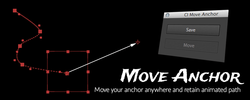 CI Move Anchor - aescripts + aeplugins - aescripts com