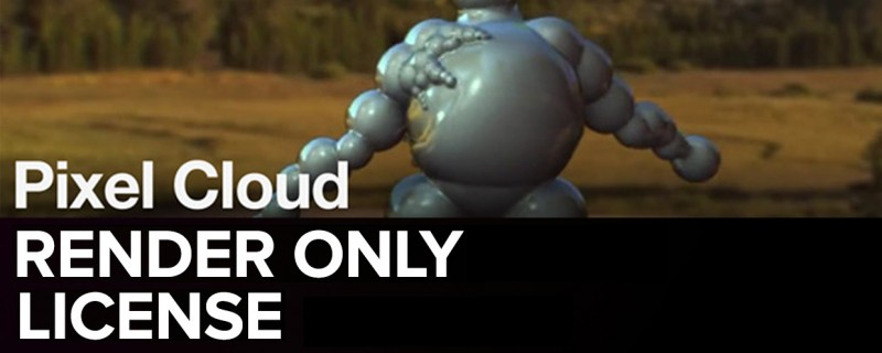 Pixel Cloud Render Only