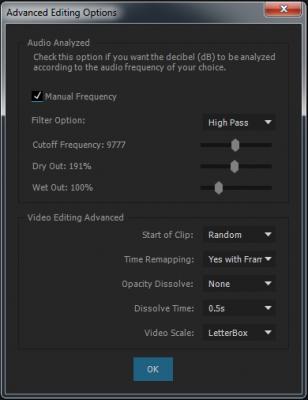 Advanced Editing Options (version 1.08)
