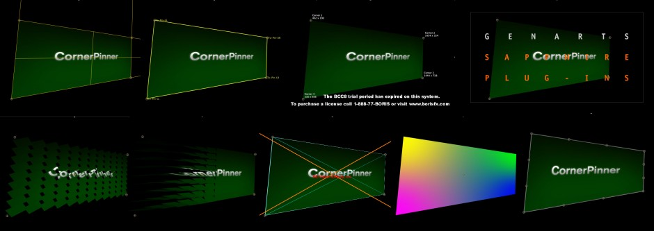 CornerPinner Plugins