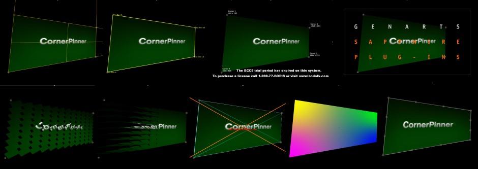 CornerPinner Plugins