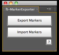 ft-MarkerExporter UI