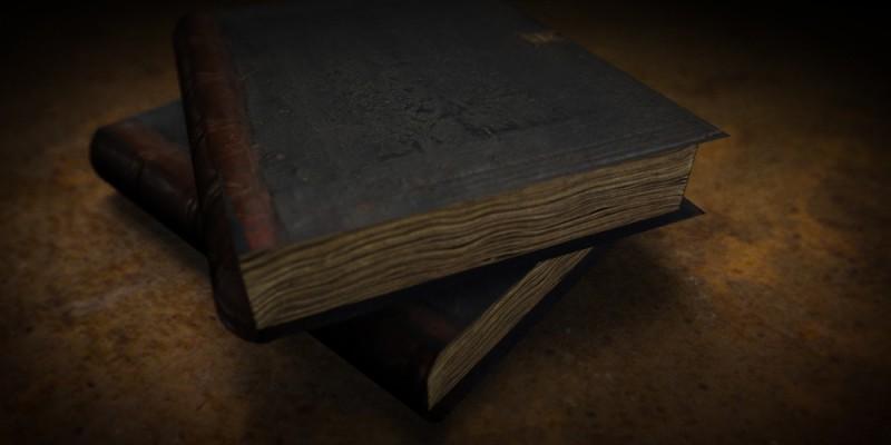 Advanced 3D Leather Books