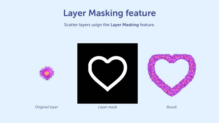 Layer Masking feature