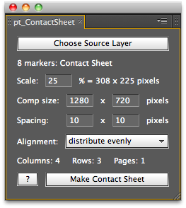 pt_ContactSheet UI