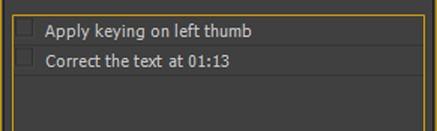 Doubleclick + alt to remove