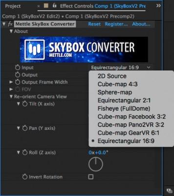 SkyBox Converter
