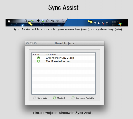 Sync Assist