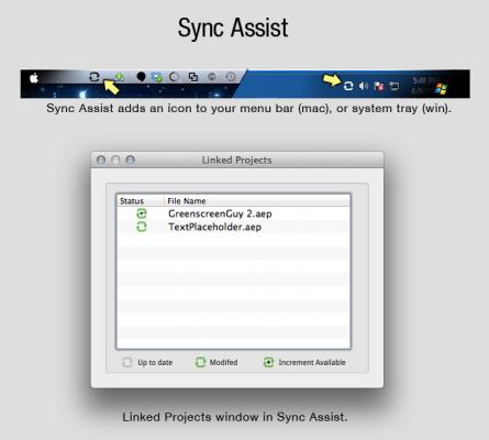Sync Assist