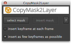 CopyMask2Layer UI