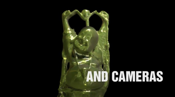 Use After Effects cameras on your 3D renders