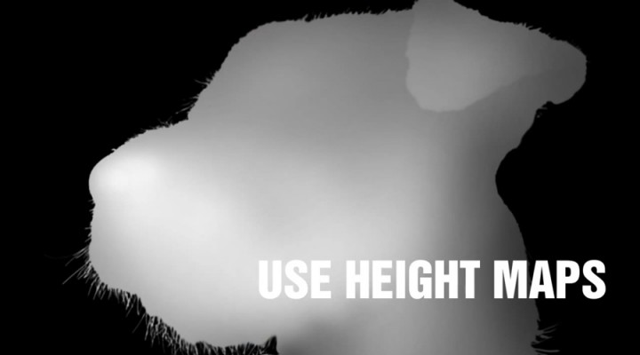 Use height maps