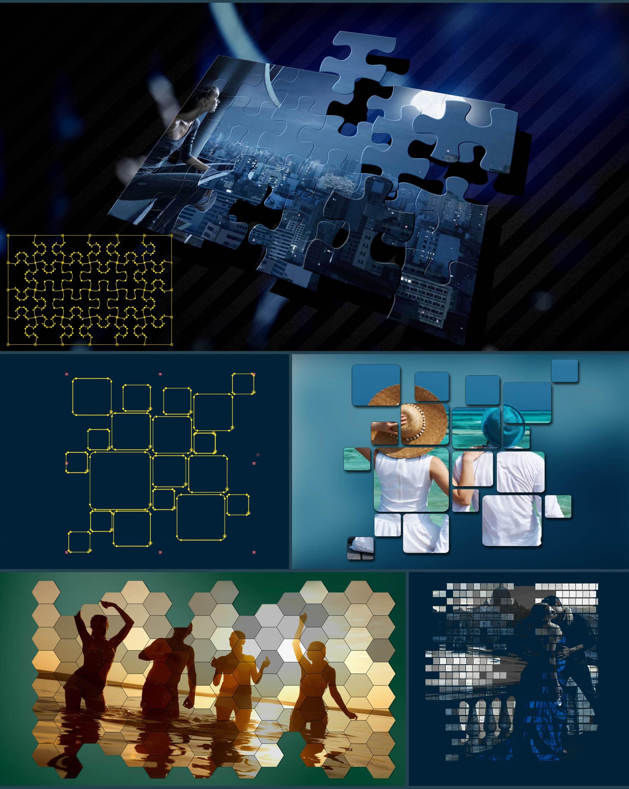 中文汉化AE脚本-AEscripts Transformer v2.2.1 Win/Mac 快速制作三维透视多画面视频墙扭曲变形画轴卷轴效果创建工具 + 视频教程插图9
