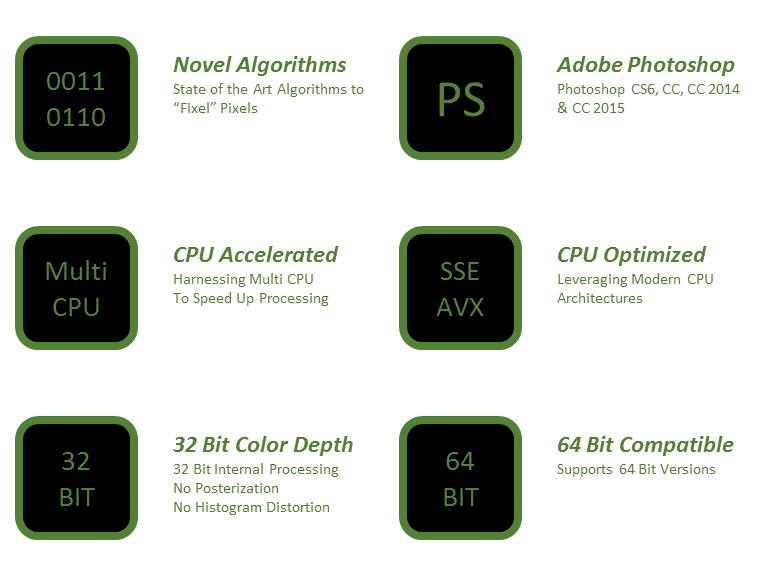 Fixel Algorithms Features - PS