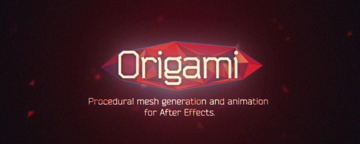 Origami 1.2.1 For After Effects - Free download