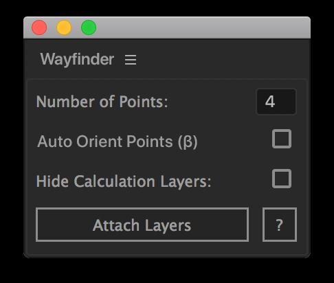 Wayfinder 1.1 Panel