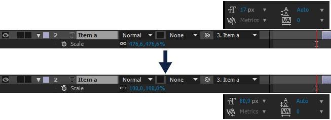 Fix Scale