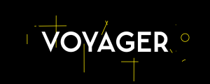 Voyager - Animated Typeface