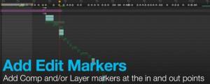 Add Edit Markers
