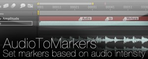 AudioToMarkers
