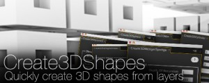 Create3DShapes