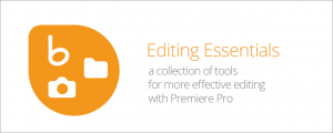 Editing Essentials Bundle
