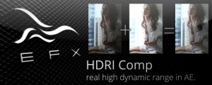 EFX HDRI Comp