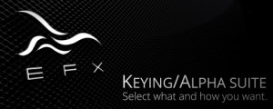 EFX Keying-Alpha Plugin Suite