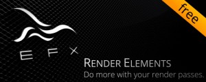 EFX Render Elements Free
