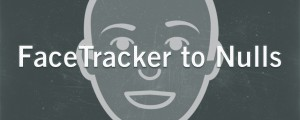 Face Tracker to Nulls