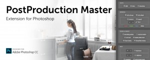 PostProduction Master for Photoshop