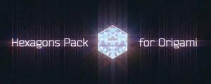 Origami Hexagons Pack