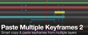 Paste Multiple Keyframes 2