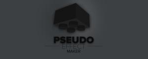Pseudo Effect Maker Logo