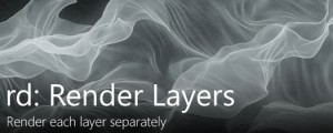 rd: Render Layers