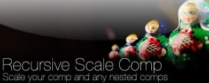 Recursive Scale Comp