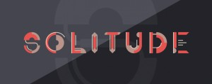 Solitude Animated Typeface