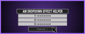 AM Dropdown Effect Helper