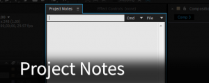 Project Notes - 3.2.0