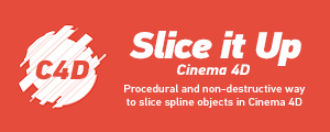 Slice it Up C4D Thumbnail