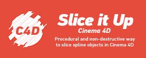 Slice it Up C4D Thumbnail