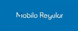 Mobilo Regular - Animated Typeface